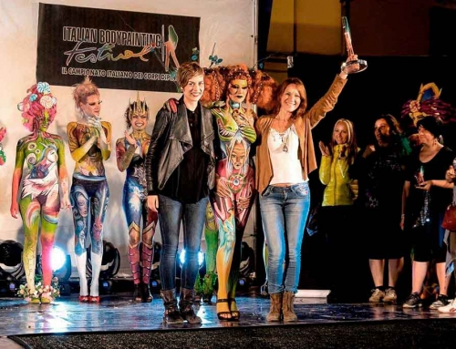 CAMPIONATO ITALIANO BODY PAINTING 2016 – 1° PLACE