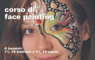 Bodypainter, Pittrice, Pitture murali | Marzia Bedeschi: painting party 2017