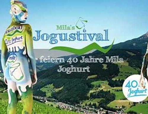 40 anni di Mila Yogurt